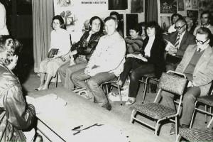 """Wykład Leszka Mateli """"Radiestezja za granicą"""" zorganizowany przez PTP 7.10.1987 r."""