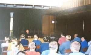 Prelekcje w DK Zachęta przyciągały wiele osób (zdj. T.Toczydłowska)