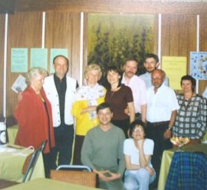 Spotkania PTP były forum wymiany myśli dotyczącej radiestezji i zdrowego życia (Zdj. T.Toczydłowska)